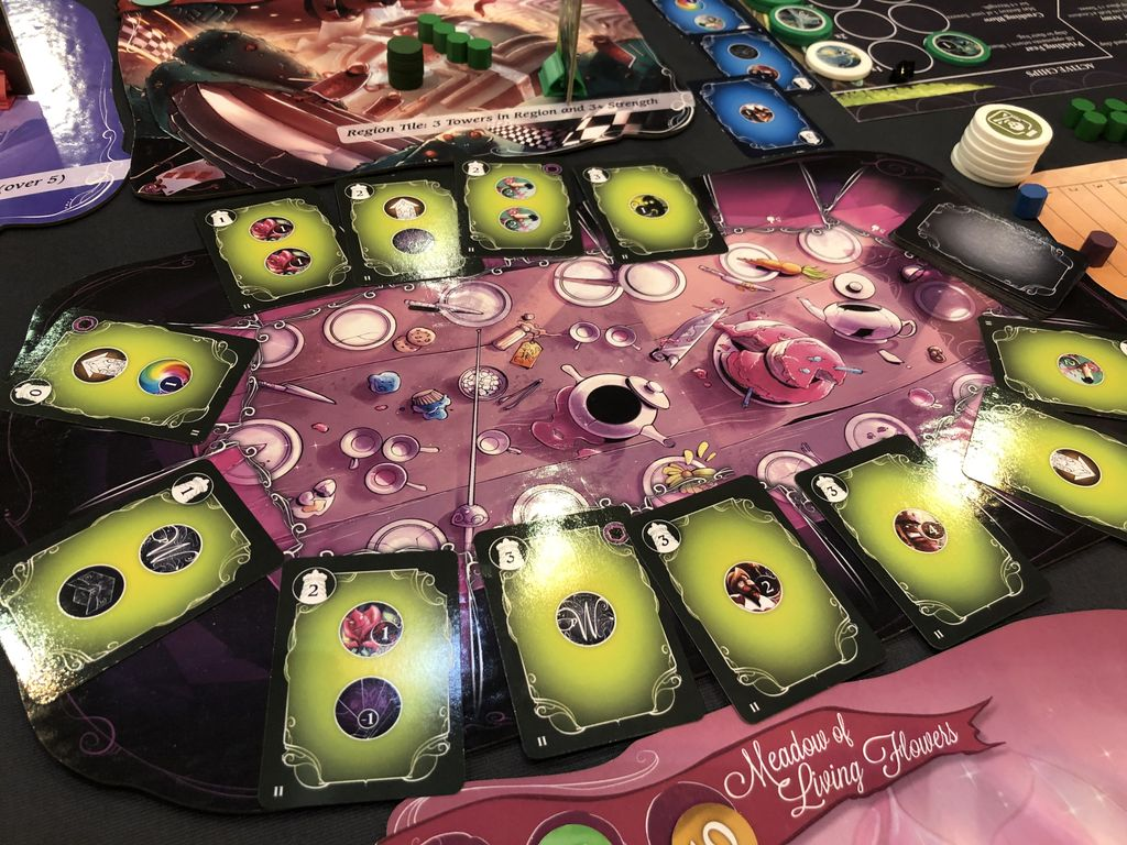 Jeu Wonderland's War par Druid City Games - La Tea Party