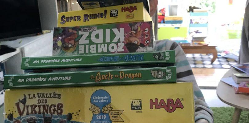 Quel jeu pour jouer avec mes enfants pendant le confinement ?