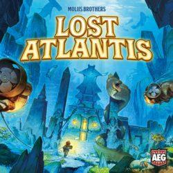 jeu Lost Atlantis par Alderac AEG