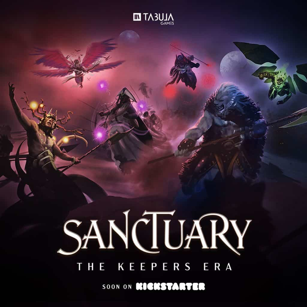 Jeu Sanctuary: the Keepers Era par Tabula Games
