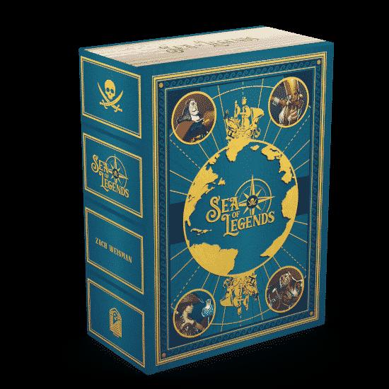 jeu Sea of Legends par Guildhall Games