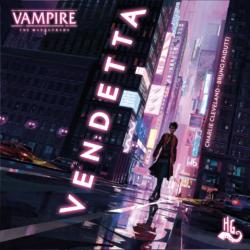 Jeu Vampire The Mascarade: Vendetta - par Horrible Guild