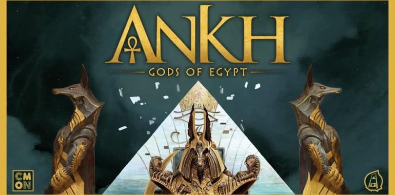Ankh: Gods of Egypt par CMON