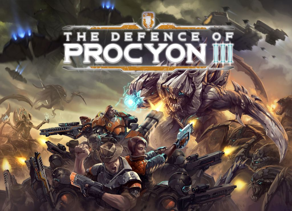 Jeu The Defence of Procyon