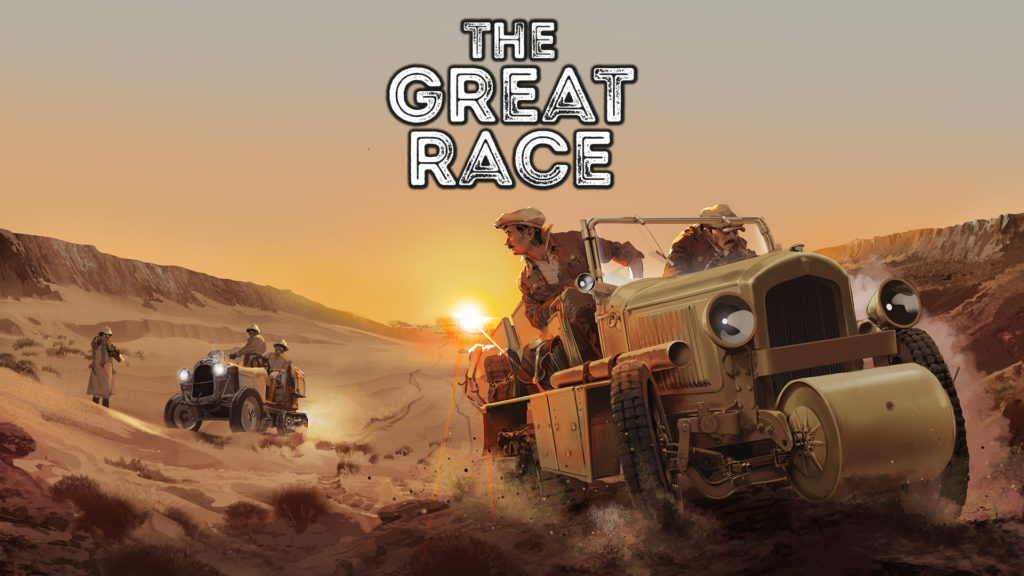 The Great Race par Platypus Games