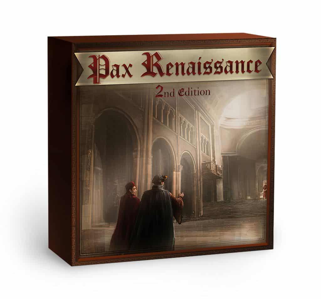 Pac Renaissance (2nd edition) par Sierra Madre Games