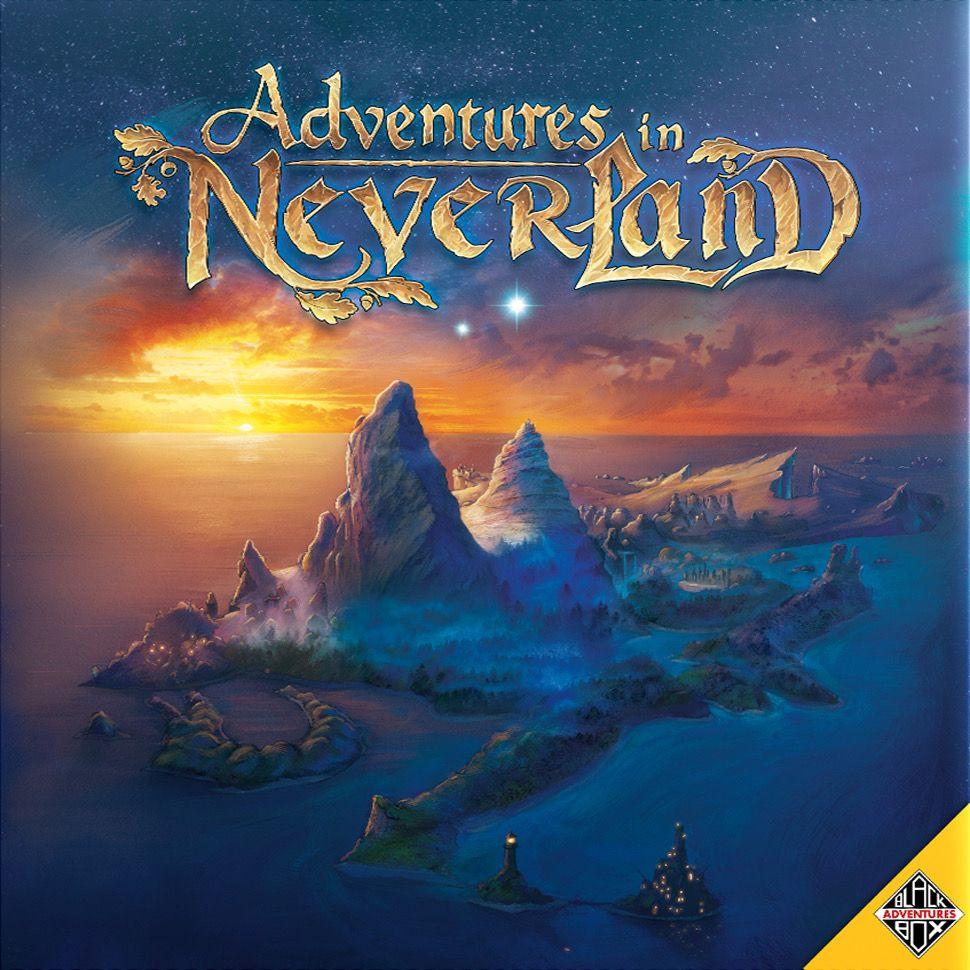 Jeu Adventures in Neverland