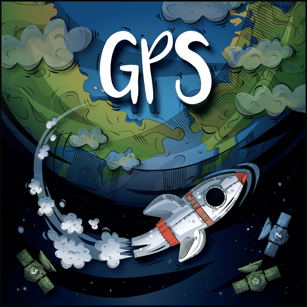 jeu GPS