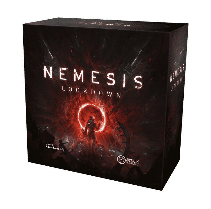 jeu Nemesis Lockdown par Awaken Realms