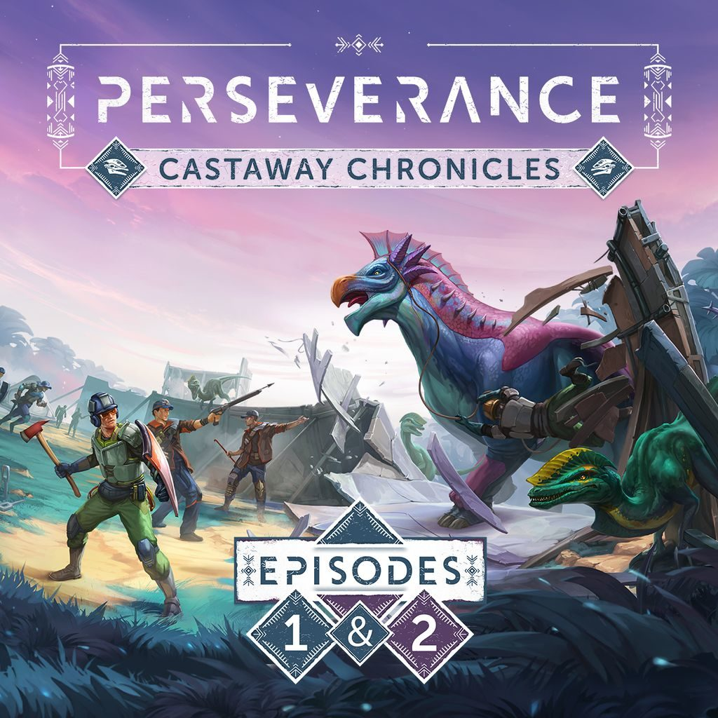 Jeu Perseverance: Castaway Chronicles - par Mindclash Games