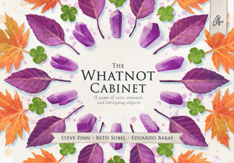 jeu The Whatnot Cabinet par Pencil First