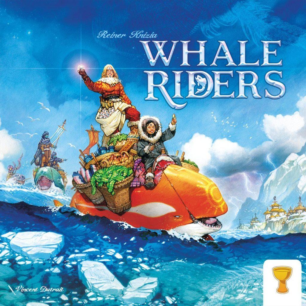 Whale Riders de Knizia et Dutrait par Grail Games