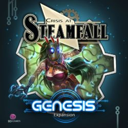 Jeu Crisis at Steamfall - Extension Genesis - Beautifull Disaster Games