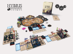 Jeu Hybris Disordered Cosmos par Aurora Game Studio