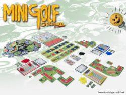 Jeu Mini Golf Designer par Thematic Games