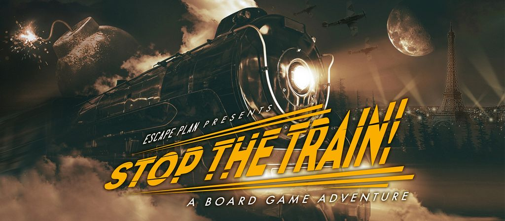 Jeu Stop the Train!