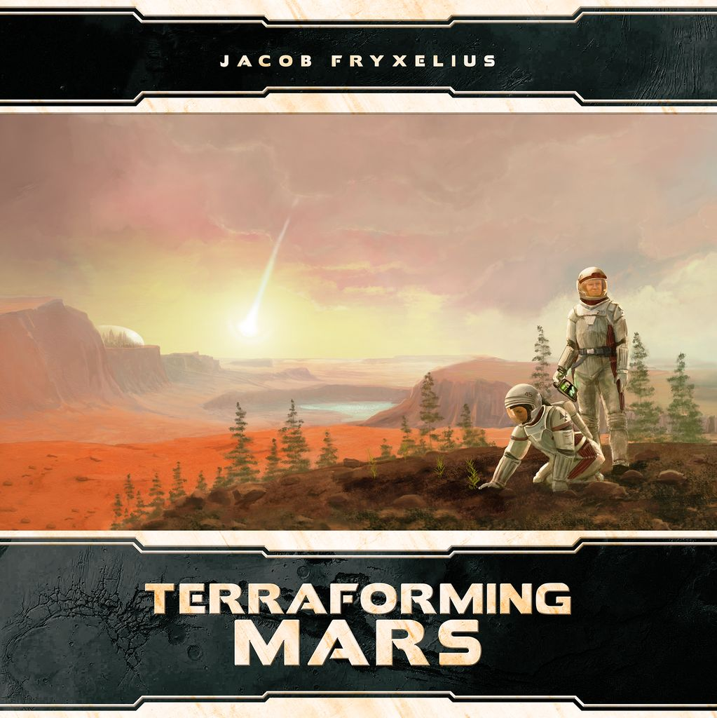 Terraforming Mars - la Big Box