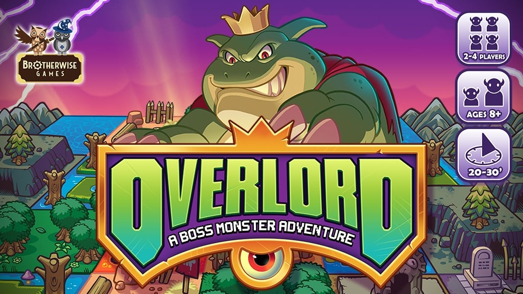 Jeu Overlord: A Boss Monster Adventure