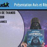Jeux L'ascension de Thanos et L'Ascension du Côté obscur par Lucky Duck Games