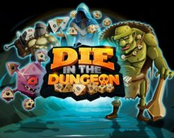 Jeu DIE in the Dungeon