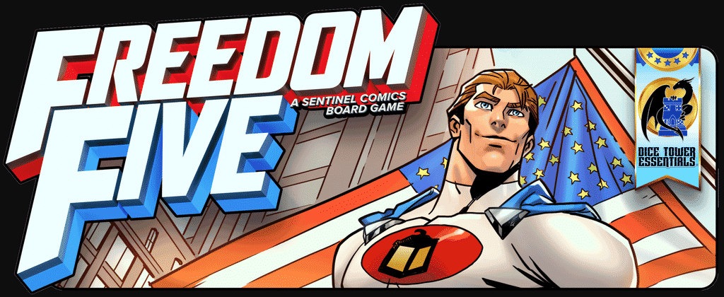 Freedom Five par Arcane Wonder