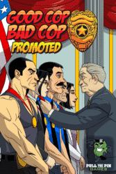 Jeu Good Cop Bad Coop - Extension Promoted - par Pull the Pin Games