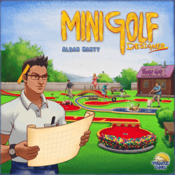 Jeu Mini Golf Designer par Thematic Games