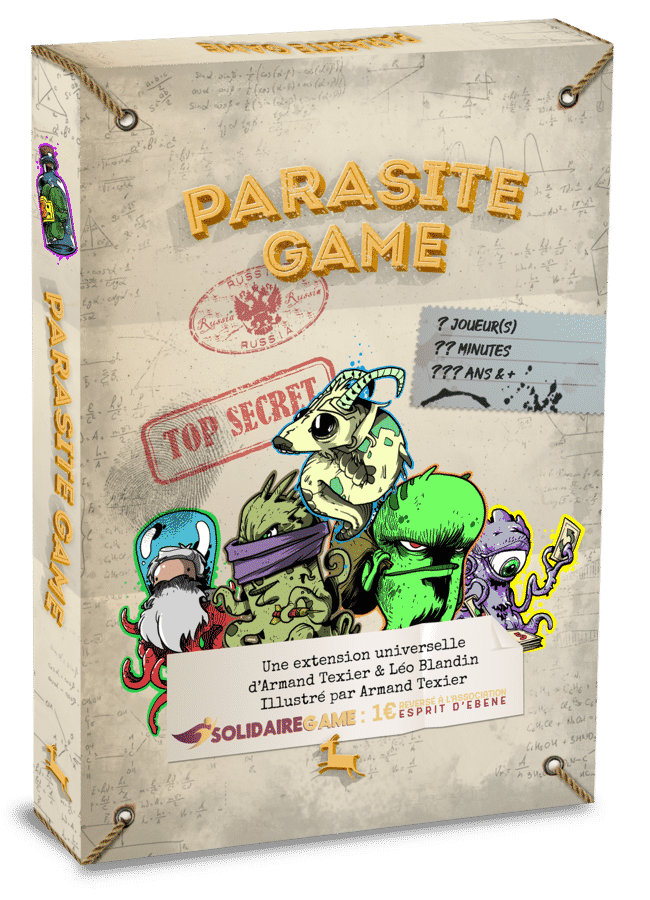 Parasite Game par Chèvre Edition