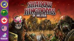 Jeu Shadow Kingdoms of Valeria par Daily Magic Games