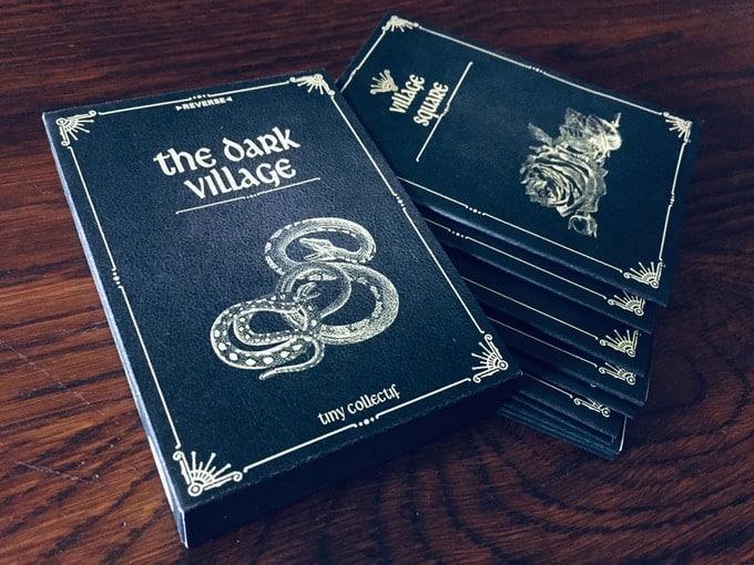 Jeu The Dark Village - par Tiny Concept