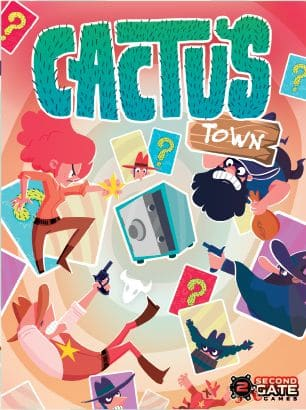 Jeu Cactus Town par Second Gate Games