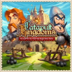 Jeu Catapult Kingdom - par Vesuvius Game