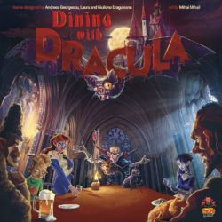 Jeu Dining with Dracula