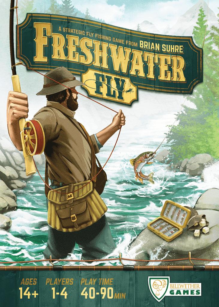 Jeu Freshwater Fly - VF par Bad Taste Games et Boom Boom Games