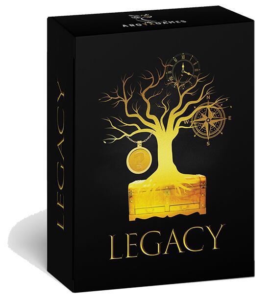 Escape Game Legacy - par Argyx Games