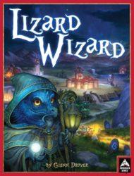 jeu Lizard Wizard - par Forbidden Games