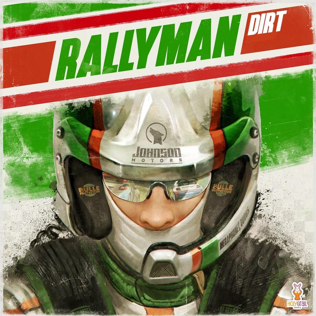 Jeu Rallyman Dirt par Holy Grail Games