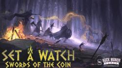 Jeu Set a Watch: Swords of the Coin