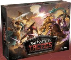 Ascension Tactics: The Deckbuilding Miniatures Game - par Stoneblade Entertainment