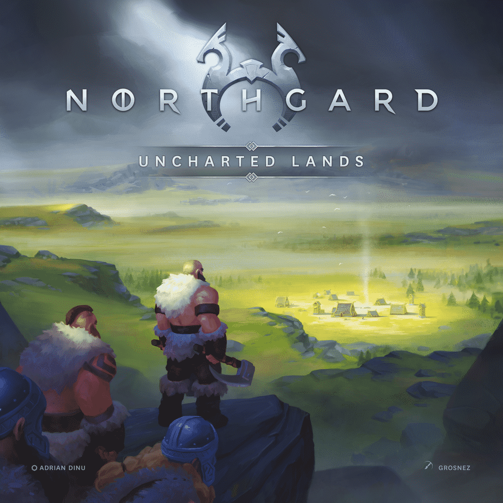 Jeu Northgard: Uncharted Lands - par Open Sesame Games