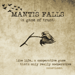 Jeu Mantis Fall