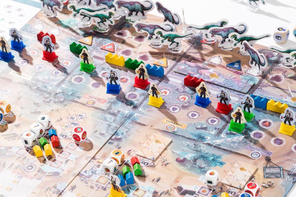 Jeu Perseverance: Castaway Chronicles - par Mindclash Games - partie en cours