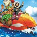Whale Riders de Knizia par Grail Games