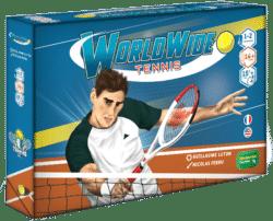 Jeu Worldwide Tennis par Worldwide Games