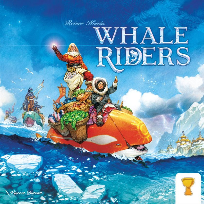 Whale Riders couverture