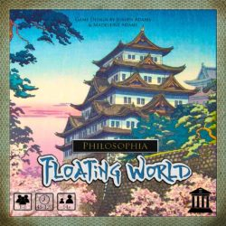 Jeu Philosophia Floating World par Cogito Ergo Meeple