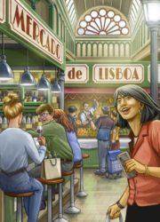 Jeu Mercado de Lisboa - par Eagle-Gryphon Games
