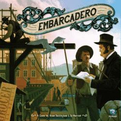 jeu Embarcadero par Renegade Games