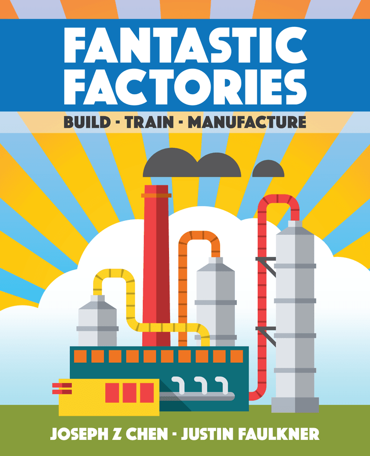 jeu Fantastic Factories - par Metafactory Games