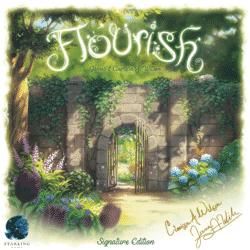 jeu Flourish - par Starling Gammes